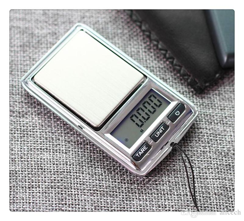 High Quality Pocket Mini 200g/0.01Digital Scale Electronic Precise Jewelry Scale High precision Kitchen scales