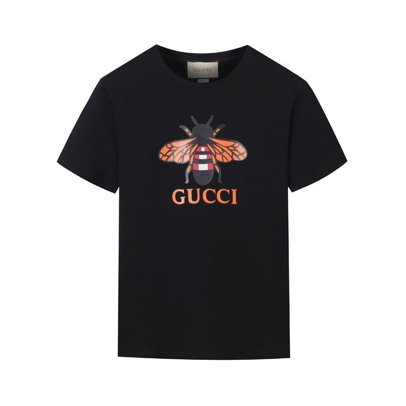 Bee stampata delle donne designershirts Uomo classico di lusso Estate T-shirt maniche corte Mens Brandshirt lettera stampata T superiori Mens b2 B105591L