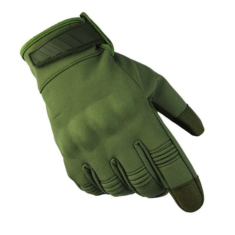 Pratico impermeabile antivento guanti pieni touchscreen sport all'aria aperta Escursioni Arrampicata Ciclismo Guanti di protezione