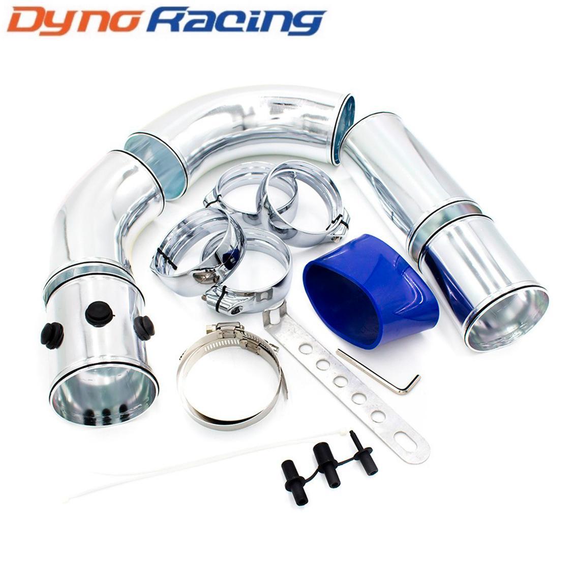 """Sistema de inyección de aleación de aleación de aleación de aluminio universal de 3 """"76mm de aleación de aleación de aleación de aleación de aluminio turbo."""