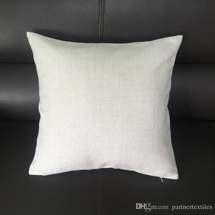 14x14 Inches Blank Faux Linen Pillow Case For Diy Sublimation Plain Faux Burlap Cushion Cover Embroidery Blanks Size Of Standard Pillowcase 24 Pillow Covers From Partnertextiles 144 86 Dhgate Com