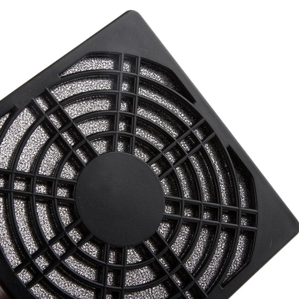 92mm Axial Fan Dust Filter Guard Grill Protector Cover Case for PC Computer