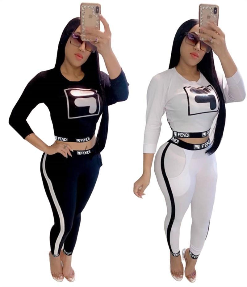 Le donne tuta con cappuccio rifornisce 2 pezzi di abbigliamento sportivo nuovo di vendita caldo casuale vestito di sport autunno inverno womens klw3020 abbigliamento