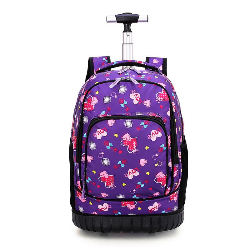 Image result for Rolling School Bag