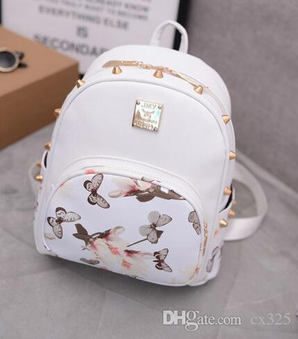 Ladies Backpack 2019 Mini Backpack Backpack Women Bag