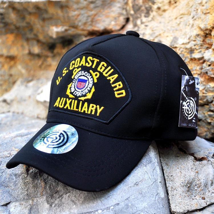 2020 New Outdoor da guarda costeira boné de beisebol 101 Divisão de Marines Sombra Seal Cap Atacado tRMDF