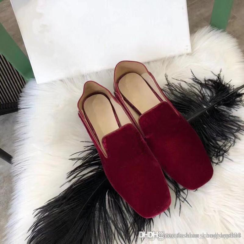 Spring and autumn comfortable flat casual shoes Switch between the two methods Suede with sheepskin fabric 5cm with height