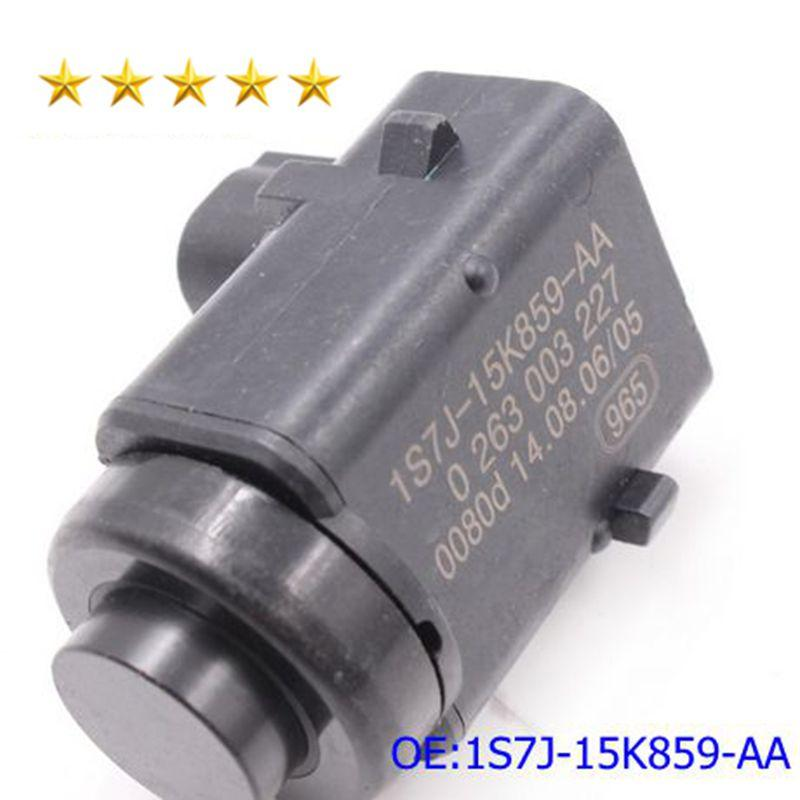 Parking sensor PDC 1S7J-15K859-AA 0263003227 Car Backup Assist Radar for Ford OEM 1S7J15K859AA Auto Parts High Quality