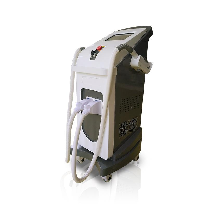 China Best Price Ipl Nd Yag Laser Multifunctional Beauty Treatment
