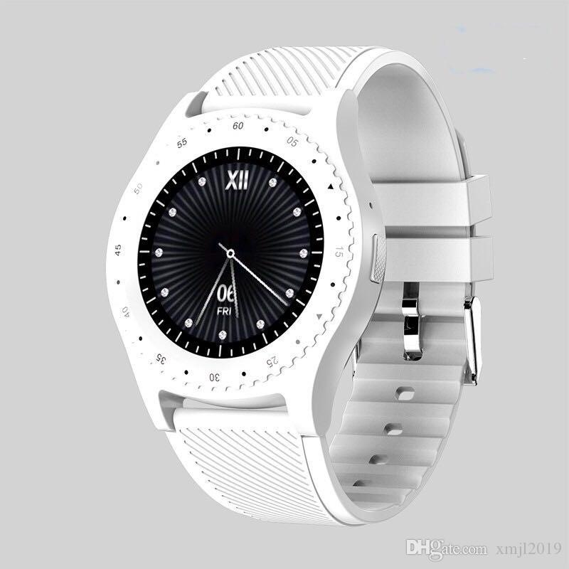 L9 Smart Watch With Bluetooth Fitness Activity Tracker Sleep Monitor Call Photo Pluggable SIM Card Smart Watch For Phone