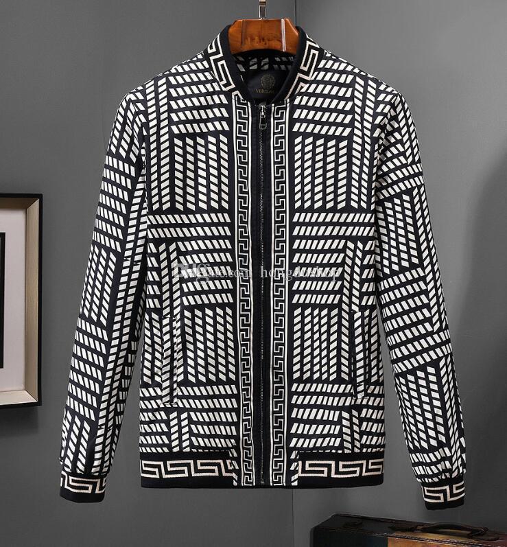 2019 nouvelle veste de sport pour hommes veste complète du corps LOGO veste vestes pour hommes corps vestes d'impression lettres haute qualité lettres imprimées
