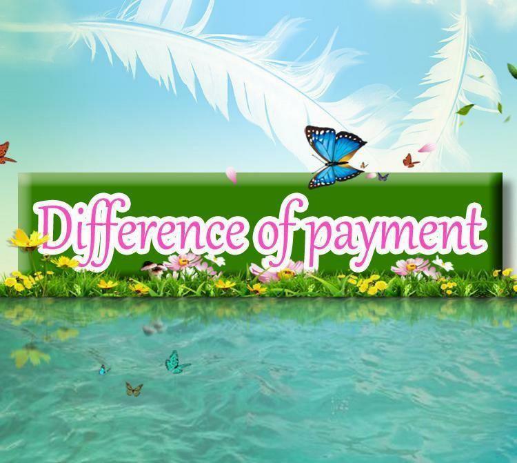 Diferença de pagamento frete grátis