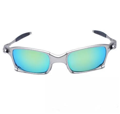 marca original óculos de sol Aolly Juliet X Estrutura metálica de moda equitação óculos de sol Romeo Ciclismo Homens mulheres Polarizada Óculos Óculos de moda