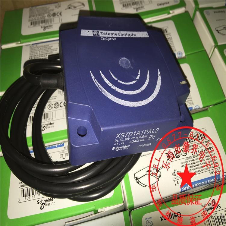 XS7D1A1PAL2 Schneider Näherungsschalter Sensor PNP New High Quality