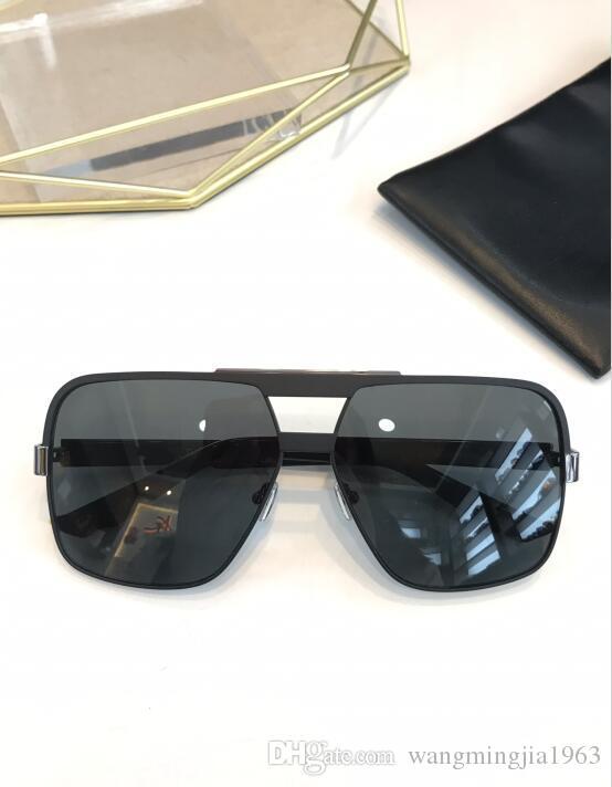 FORERUNNER2 mens güneş gözlükleri erkek güneş kadın güneş gözlüğü moda stil gözlük Yeni en kaliteli gözler Gafas de sol lunettes de soleil korur