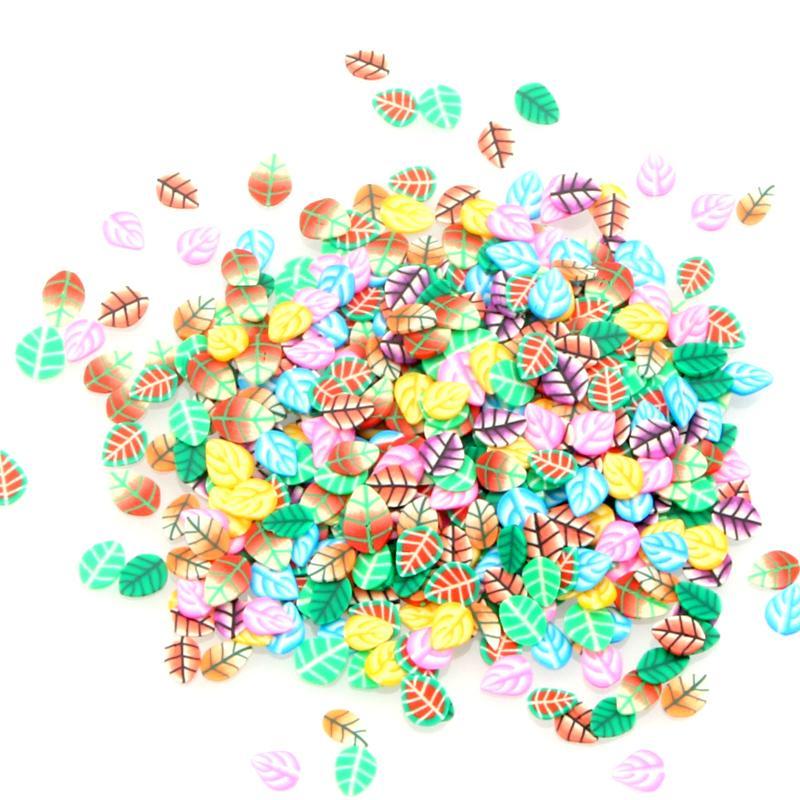 1000pcs 5 milímetros Polymer dos desenhos animados Mixed argila Flatback Cabochon Scrapbooking Craft Detalhes no DIY enfeites para o prego etiqueta