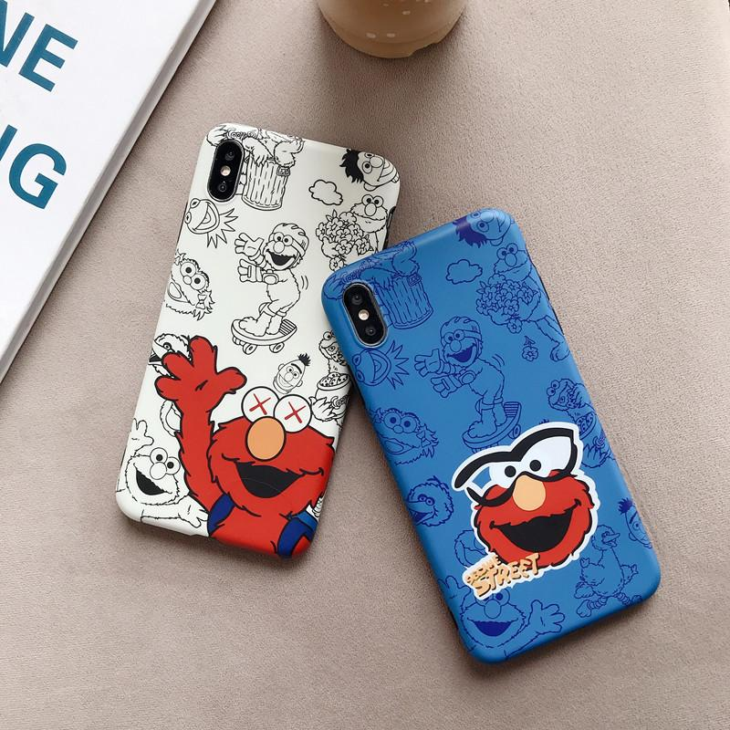 Wholesale TPU phone case fashion For iPhone 6S 7 8 P X XS new Ragdoll pattern Designer phone back cover For gifts