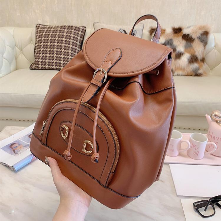 Designer de alta qualidade mochila designer de mochila bolsa das mulheres da moda sacos de ombro sacos de viajar gratuitamente tamanho transporte 34 centímetros * 27 centímetros