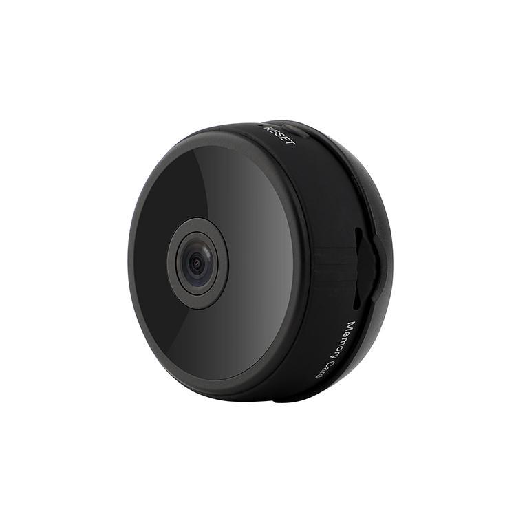 فائقة HD واي فاي كاميرا صغيرة 1080P IR للرؤية الليلية أمن الوطن كاميرا الفيديو P2P مراقبة IP كاميرا لاسلكية عن بعد مراقبة تطبيق الهاتف