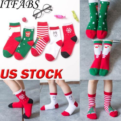 Boys Christmas Socks.Newborn Baby Kids Toddlers Girls Boys Christmas Socks Cartoon Warmer Socks For Age 1 10years Socks Ad Cool Sicks From Breadfruiter 41 36 Dhgate Com