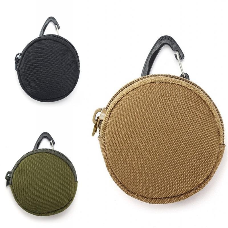 1 Stücke Kleine Aufbewahrungstasche für Kopfhörer wasserdichtes Gewebe