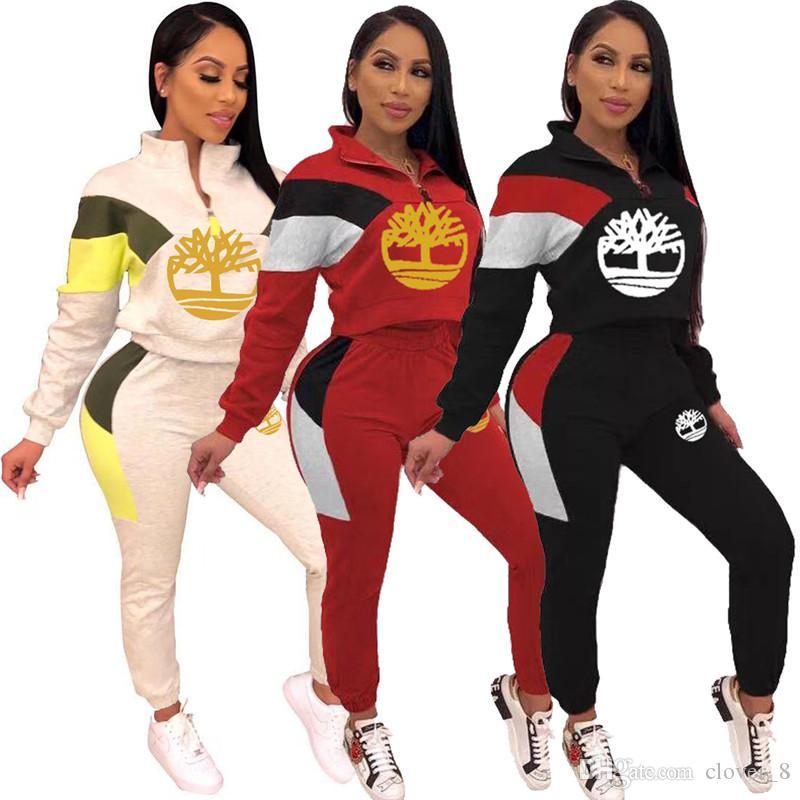 إمرأة 2 قطعة مجموعة الازياء طويلة الأكمام رياضية الركض sportsuit هوديي السراويل الرياضية من النوع الثقيل الجوارب الرياضة تناسب 2828