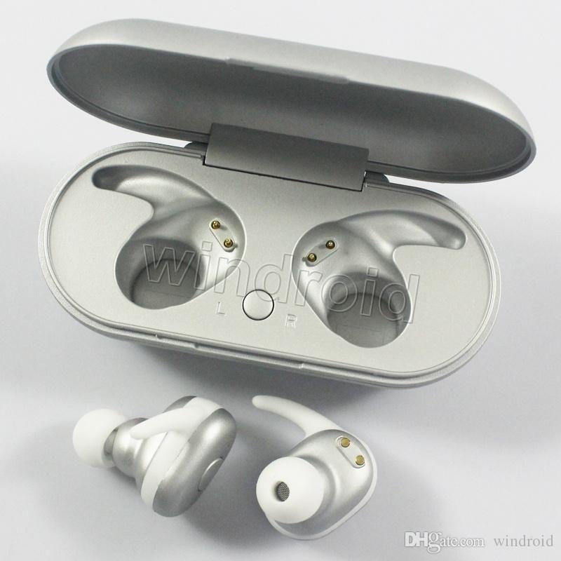 4 renk en ucuz kutusunu Şarj ile DT1 DT1 TWS Mini Bluetooth V5.0 Kulaklık Kablosuz Kulaklık Gerçek Stereo Spor Kulaklık kulaklık kulaklıklar