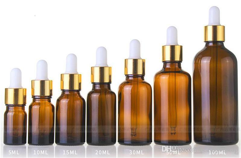 السعر مصنع فارغة زجاجات العنبر زجاج 5ML 10ML 15ML 20ML 30ML 50ML 100ML عبوة قابلة للتعبئة الروائح عطر الحاويات والزجاج ماصة