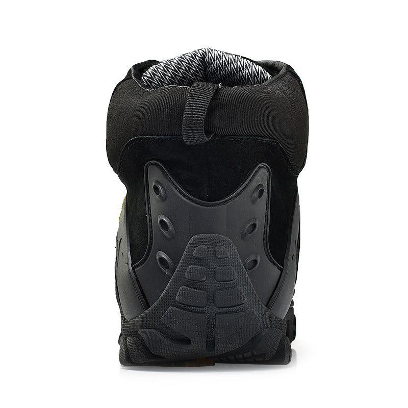 Scarpe Uomo Scarpe Uomo inverno più caldo Size 37-57 caviglia Botas Hombre per Cuoio Inverno Stivali Scarpe Uomo inverno della peluche Sneakers Mens