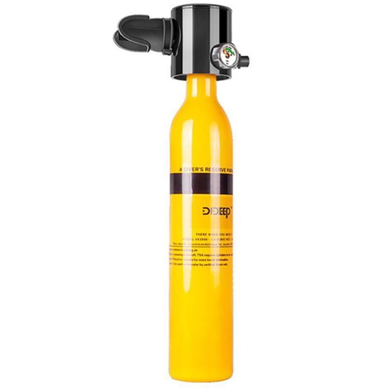 Dideep Mergulho Mini Oxygen Mergulho Ensino Underwater Respiradores Piscina equipamento de respiração Tanques de oxigênio