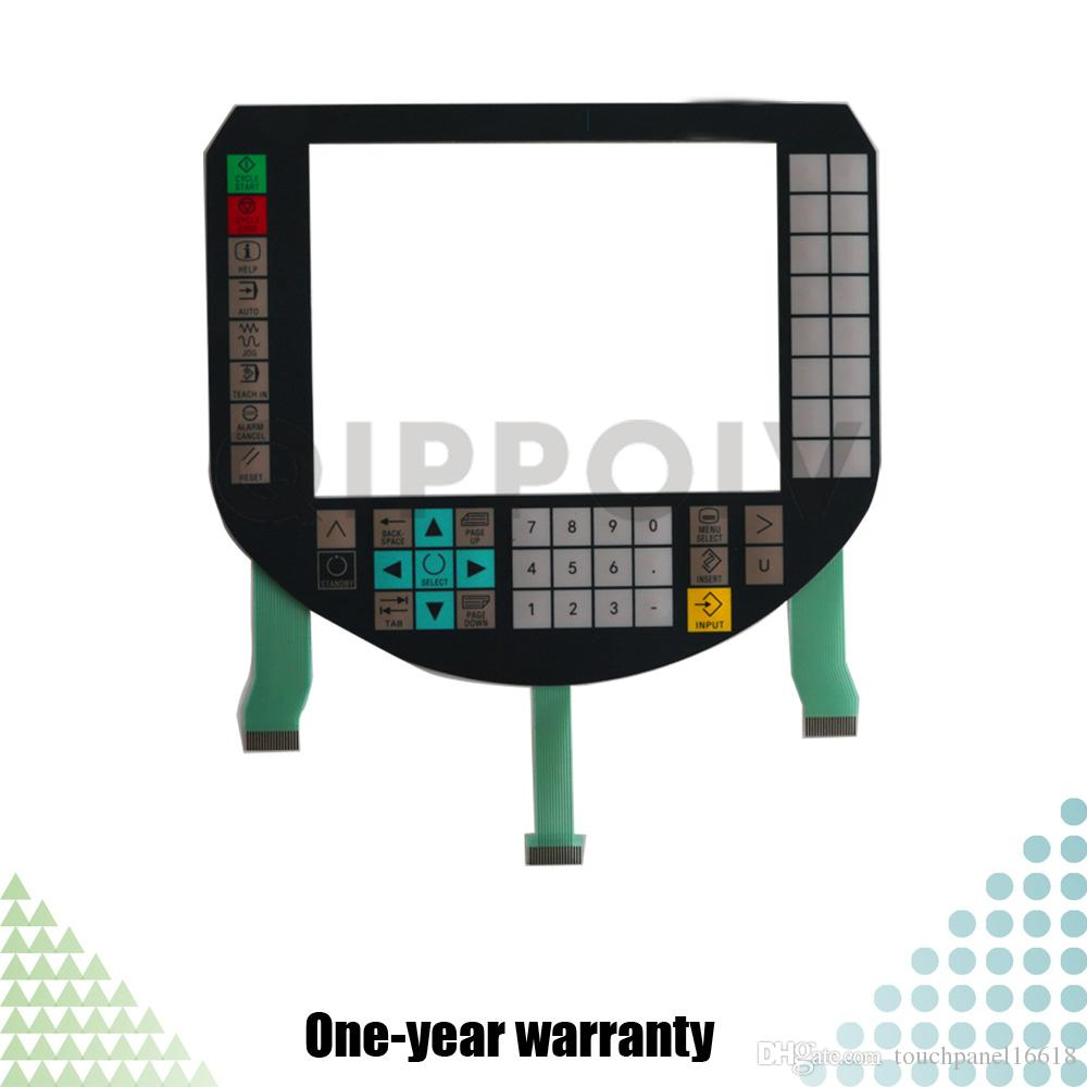 6FC5403-0AA20-1AA0 HT8 6FC5 403-0AA20-1AA0 Yeni HMI PLC Membrane Switch tuş takımı klavye Endüstriyel kontrol bakım parçaları