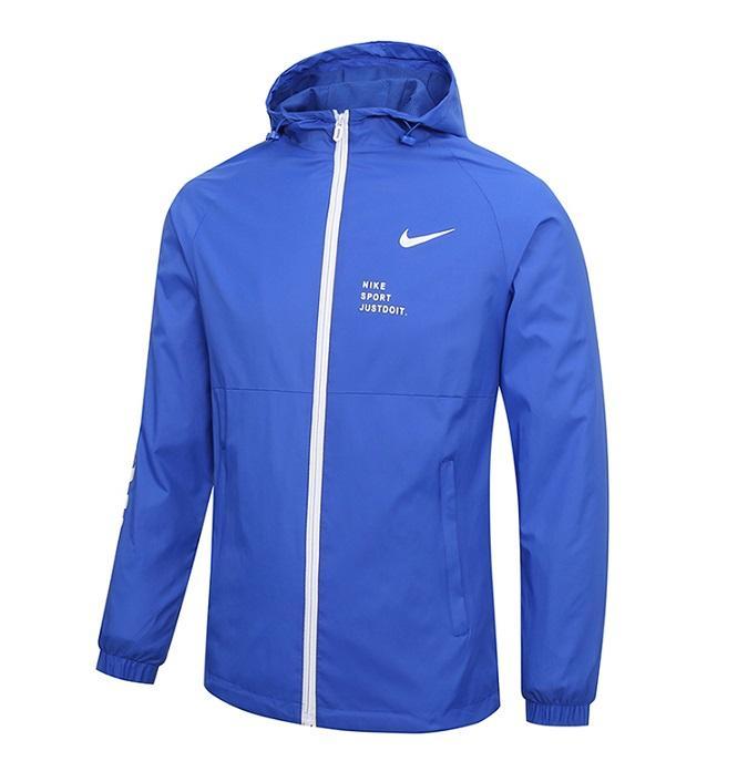 Оптовые мужские дизайнерские куртки с капюшоном весна-осень тонкое пальто спортивное пальто новое поступление мужские печатные молния ветровка роскошные куртки