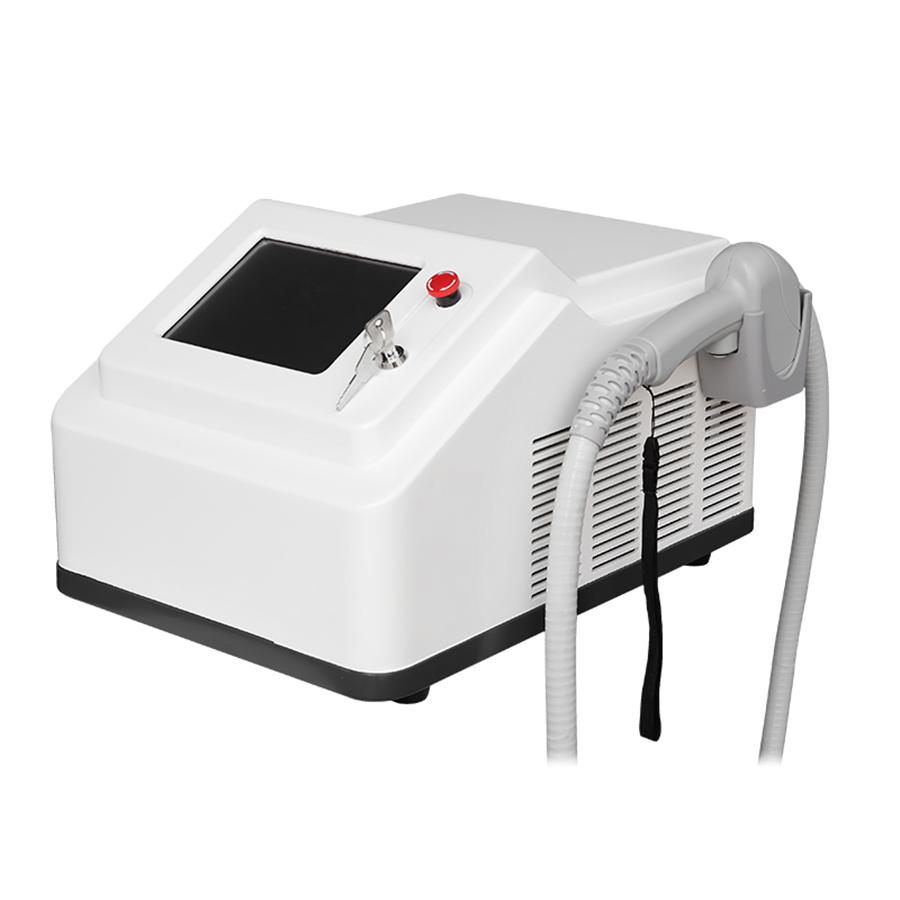 Portable Diode Laser Hair Removal Machine 808 Diode Laser Permanent Hair Removal Professional Soprano Ice Laser Hair Removal Equipment