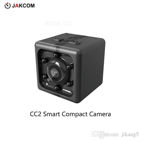 JAKCOM CC2 Fotocamera compatta Vendita calda in Sports Action Videocamere come videocamera uv 400 sun glass pne 4k