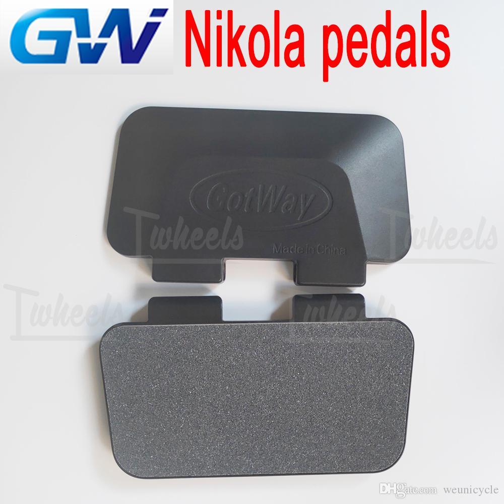 pédales noires pédales GotWay Nikola GotWay monstre pédales Tesla MCM5 MSX