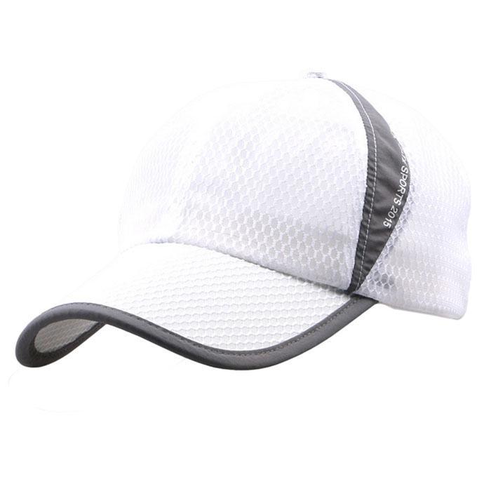 Naranja Tongshi Hombres Y Mujeres al aire libre Holiday Sun de la sombrilla del sombrero de secado r/ápido Ventilaci/ón Gorra de b/éisbol