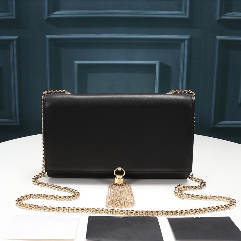 sacs roses épaule concepteur Sugao Yssll sac marque sac à main de luxe crossbody femmes chaîne sacs de messager dame en cuir véritable six nouvelles couleurs