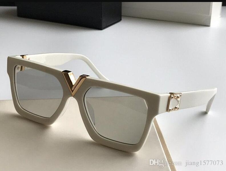 Hochwertiger polarisierte Linse Pilot Mode Sonnenbrillen für Männer und Frauen Marke Designer-Weinlese-Sport Sonnenbrille mit Fall und Kasten