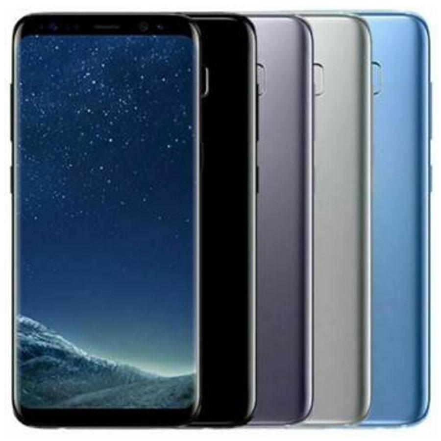 Original para Samsung Galaxy S8 Reformado G950F G950U 5,8 pulgadas Octa Core 4 GB de RAM 64 GB ROM 4G LTE Calidad teléfono androide libre de DHL 5pcs