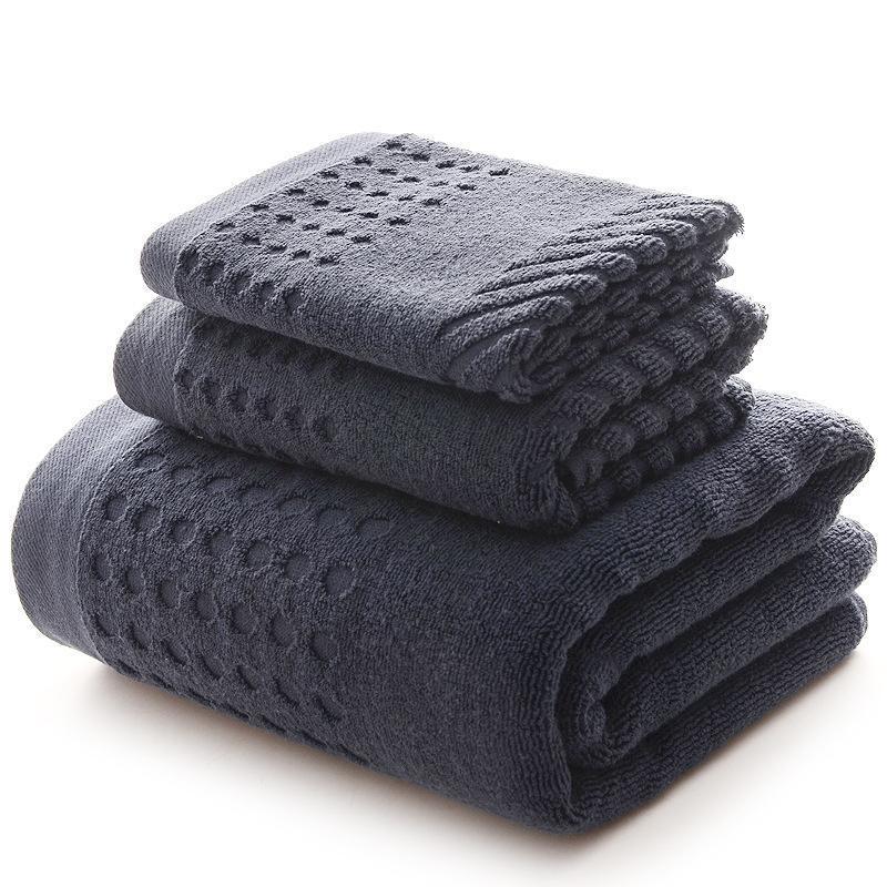 30 супер абсорбент мужчины полотенце набор 100% хлопок большое банное полотенце и маленькая рука лица для взрослых мягкие полотенца ванная комната