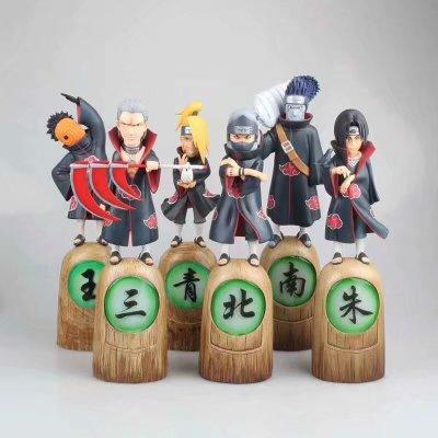 Naruto Shippuden GK Tobi PVC Figure New No Box 15cm