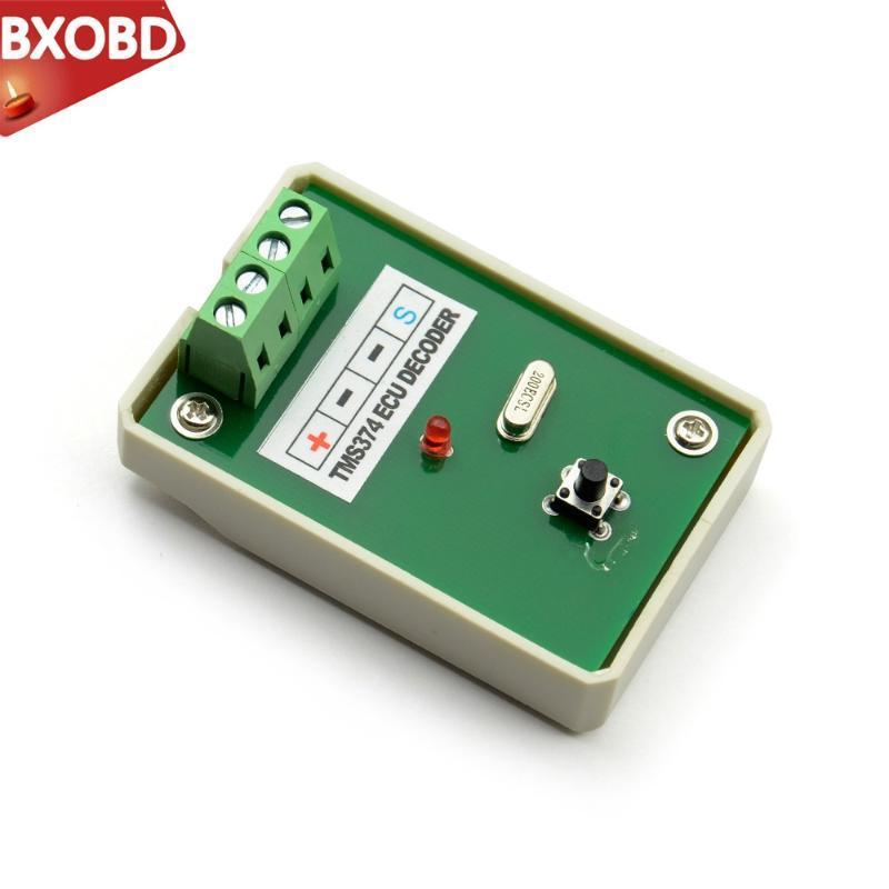 مهني TMS374 Ecu Decoder تردد Sweeper MCU Auto Programmer Automotive Diagnostic Tool For Cars