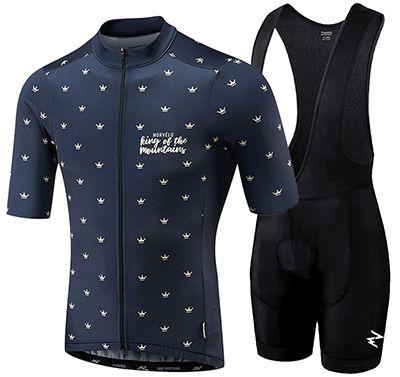 프로 팀 사이클링 Morvelo 자전거 설정 자전거 저지 정장 자전거 의류 마이 로파 Ciclismo MTB 키트 스포츠를 설정합니다
