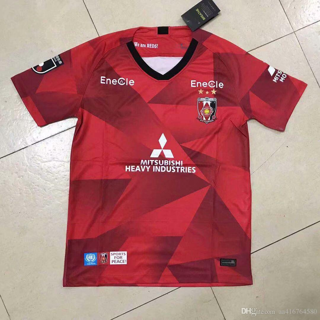 2021 2020 2021 Urawa Red Diamonds Maillots De Foot Soccer Jersey ...