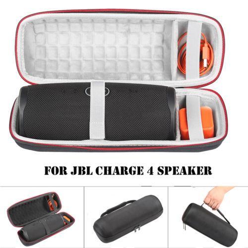 JBL Şarj 4 Hoparlör Sabit Saklama Kutusu Taşınabilir Seyahat Taşıma Çantası
