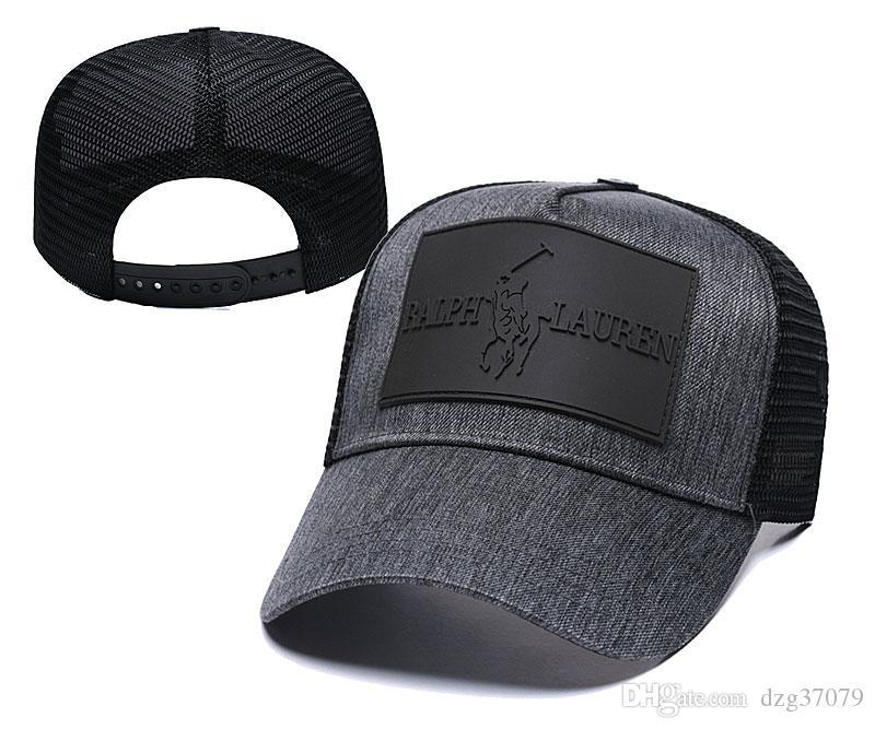 Yeni marka erkekler tasarımcıların snapback şapka ayarlanabilir beyzbol kapaklar güneş lüks bayan moda şapka kemik kamyon şoförü casquette kadınlar kasketimi nedensel