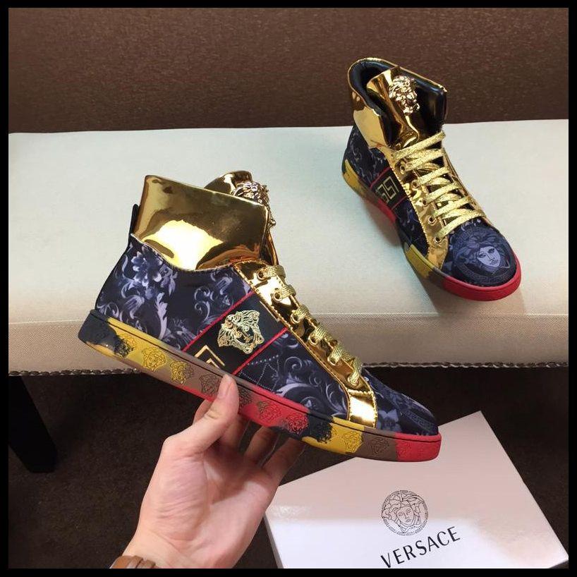 scarpe casual uomini del progettista di 2020EA moda, scarpe da ginnastica con design di lusso top in scatola originale, scarpe casual da uomo. il formato 38-45