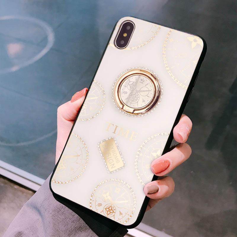 Роскошный чехол для телефона Iphone XI XIr XImax XSMAX XR XS/X 6Plus/7Plus/8Plus 6/7/8 HUAWEI Designer защитный чехол бренд задняя крышка оптом-1