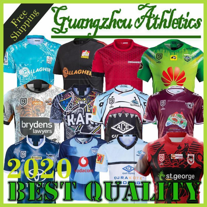 2020 ST GEORGE Nines Jersey Sutherland Sharks tormenta de Melbourne South Sydney Rabbitohs Super Rugby League Jersey