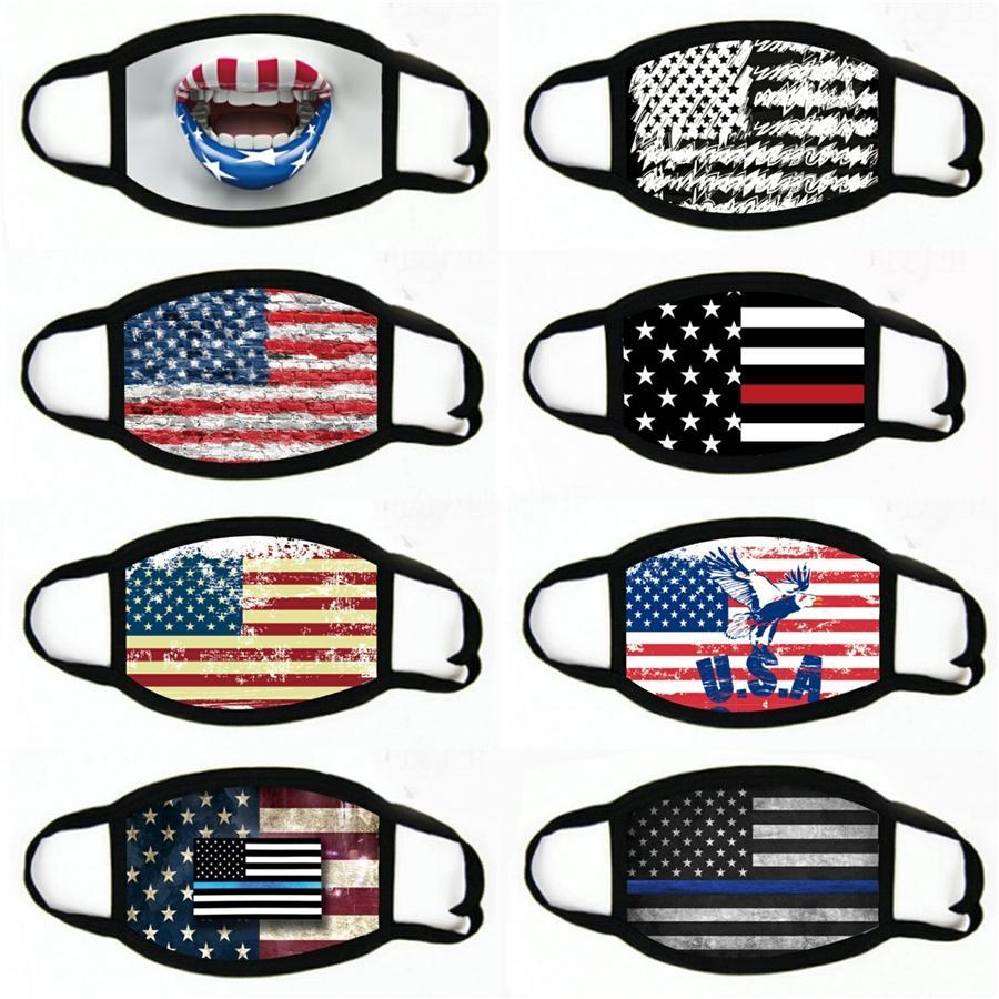 Toz Vana Ve Filtre Yüz Maskesi Nefes Forwashable Tasarımcı Baskılı Maskeler ile Renkli Rahat stereoskopik Maske T2I5979 # 590